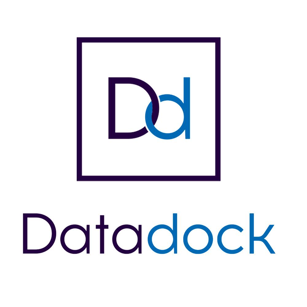 datadock logo mon entreprise - ma réussite