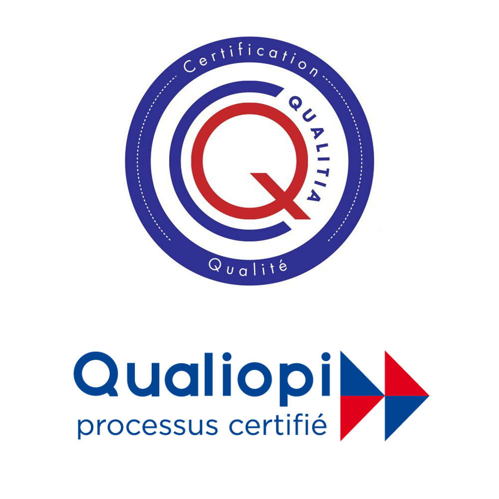 certification qualiopi mon entreprise - ma réussite logo label home modules